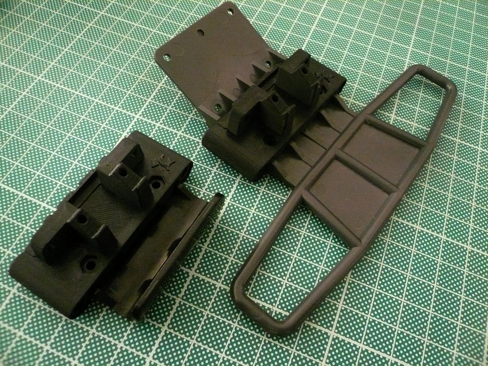 tamiya wrenchdog dyna storm dyna blaster tr-15t db211x prototype bulkhead d5 3d print pa12