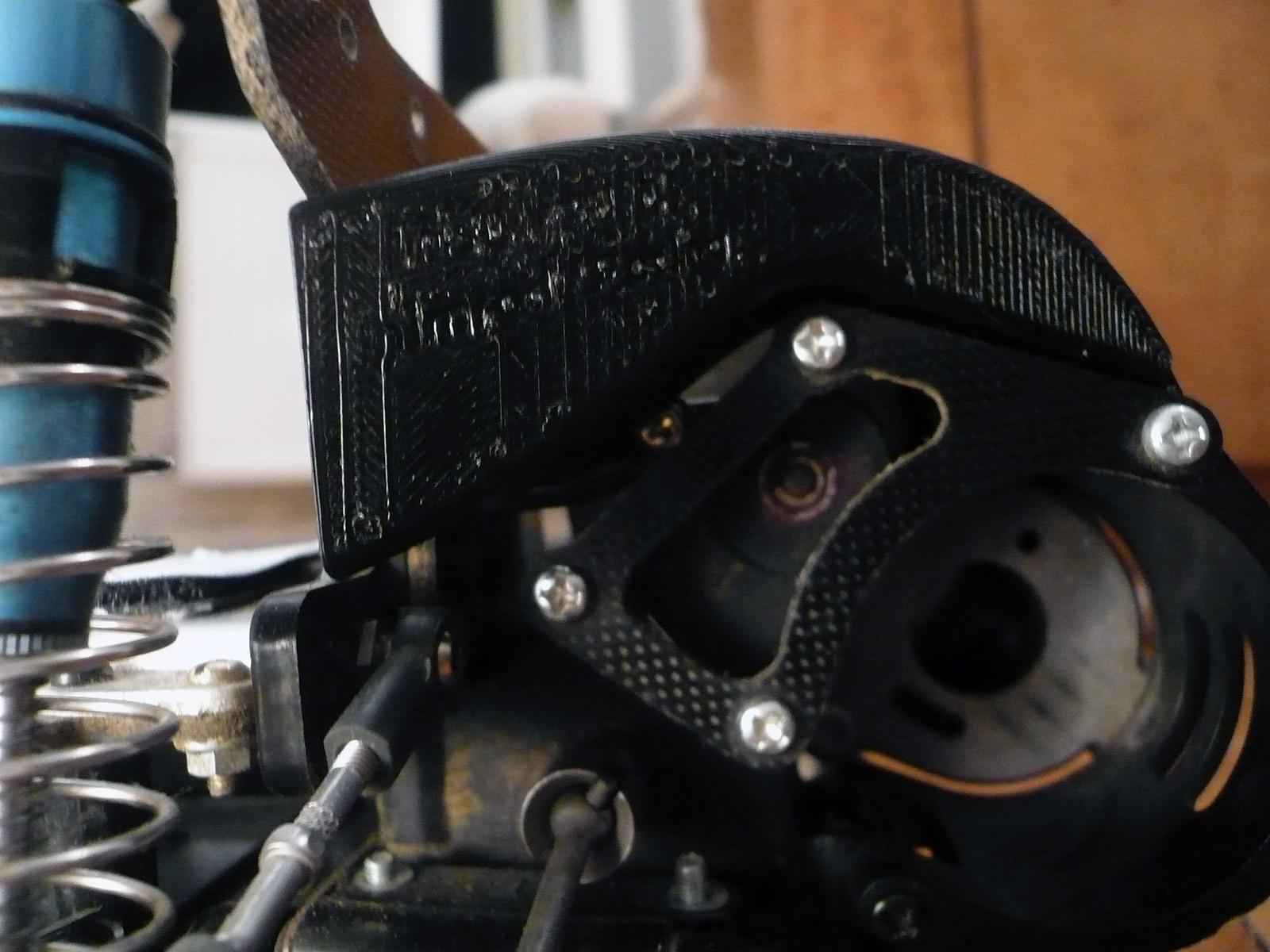 tamiya wrenchdog dyna storm nimrod racing airscoop motor cooling
