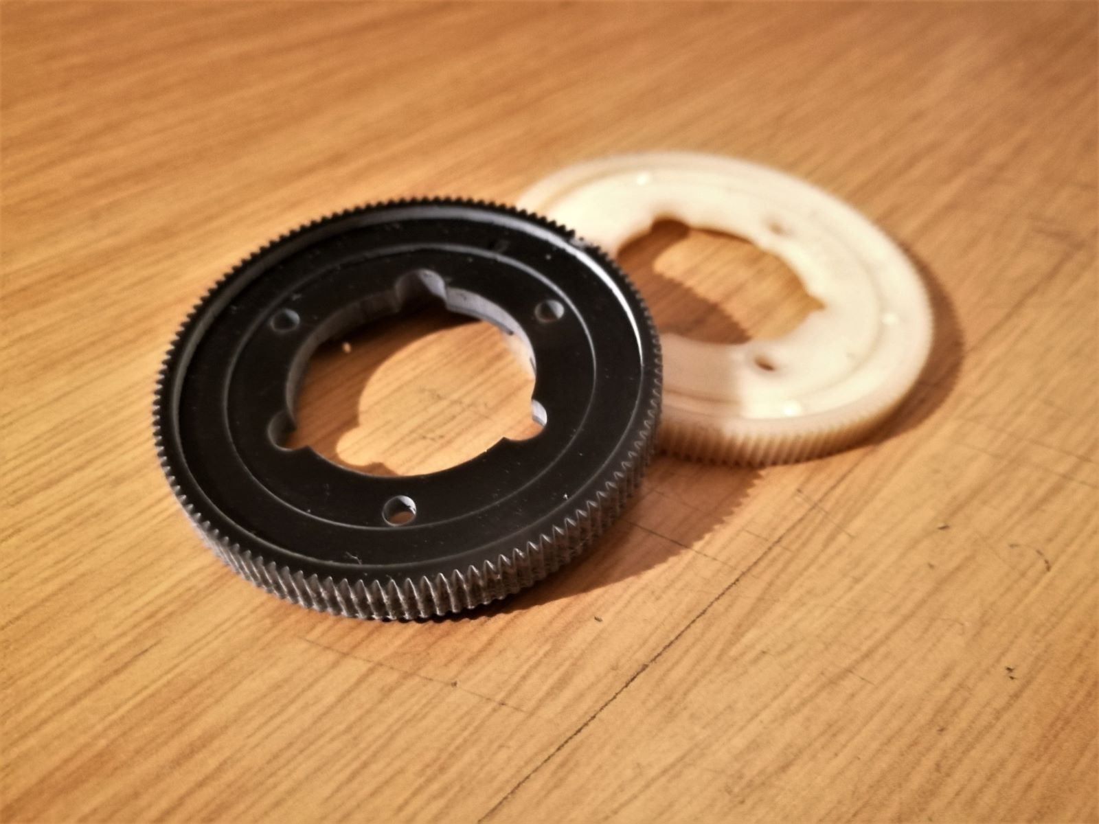 tamiya wrenchdog dyna storm dyna blaster spur gear prototype 3d print