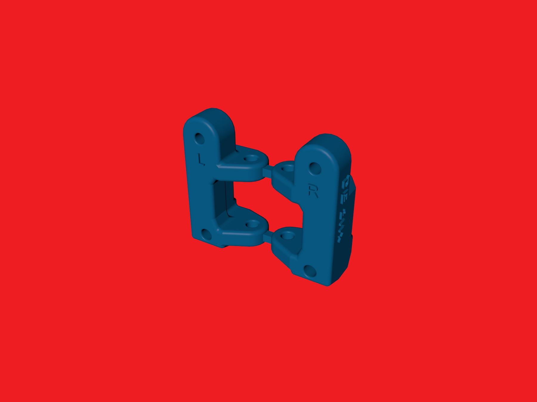 tamiya wrenchdog dyna blaster dyna storm tr-15t h1 h2 c-hubs 3deb reinforced
