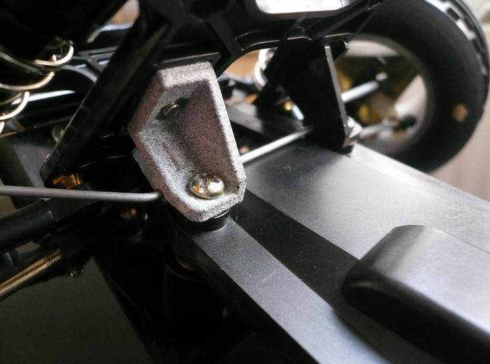 tamiya wrenchdog dyna blaster j6 j7 swaybar brace