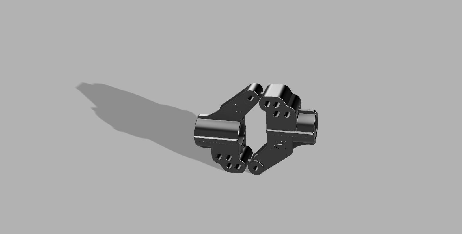 tamiya wrenchdog dyna storm dyna blaster tr-15t h1 h2 rear hub