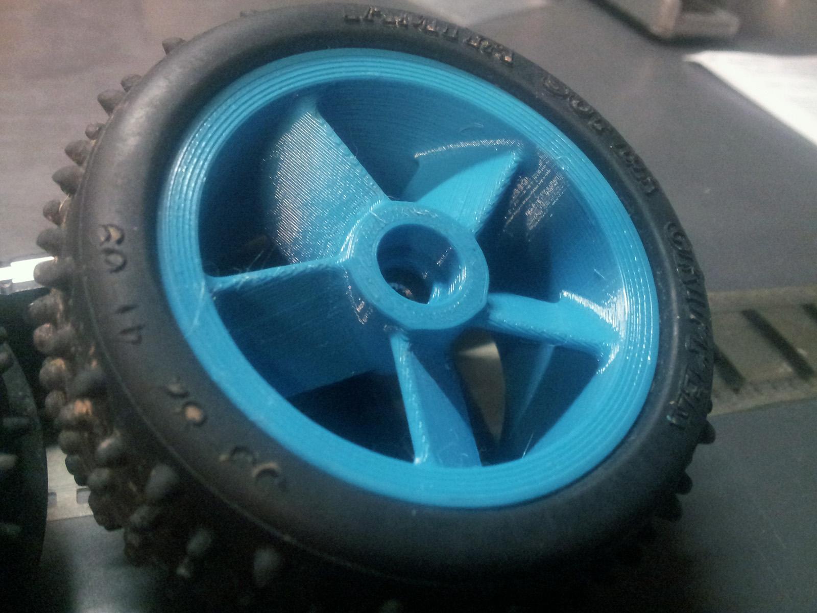 tamiya wrenchdog dyna storm nimrod racing turbin rim