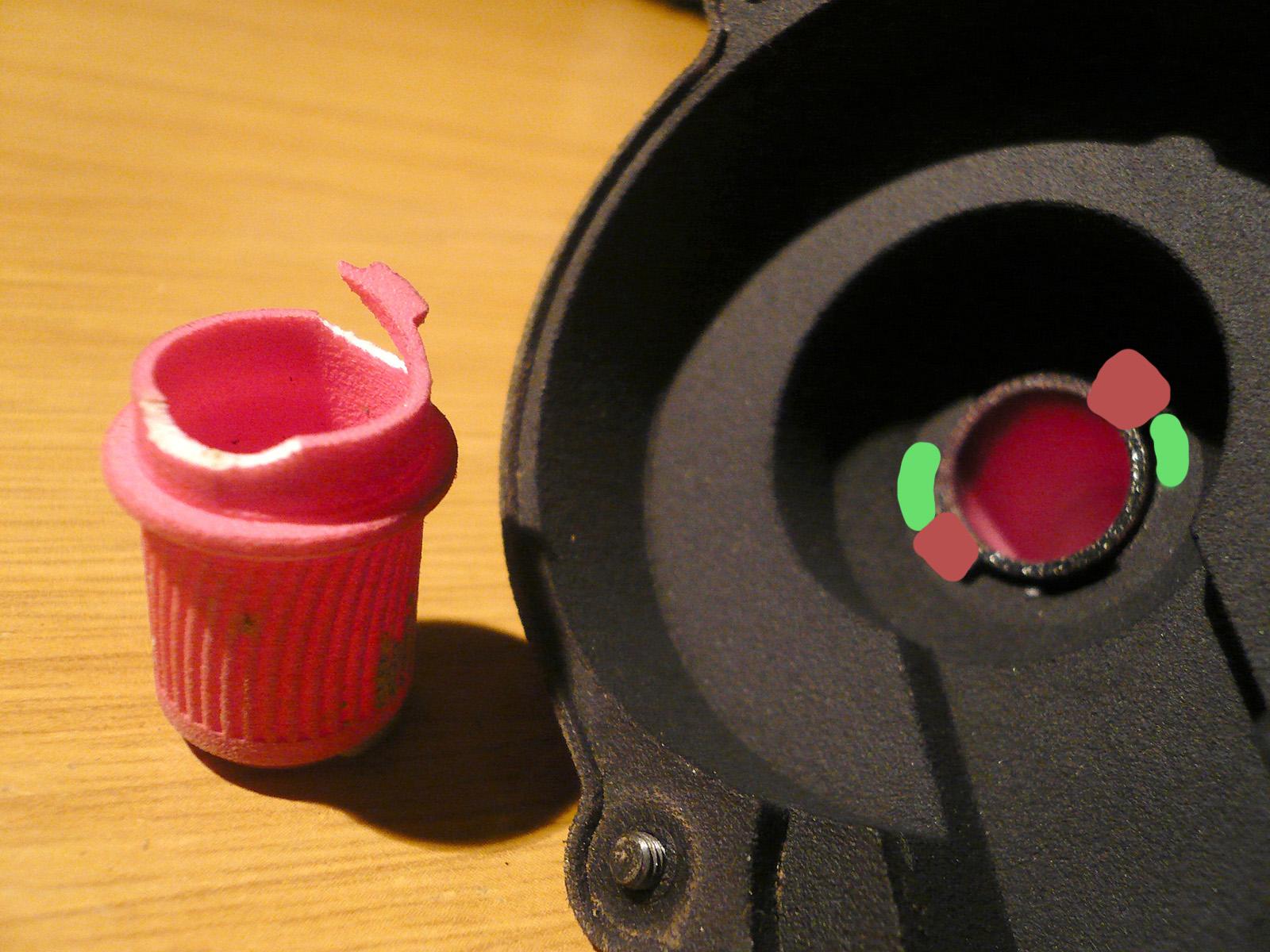 tamiya wrenchdog dyna storm dyna blaster custom e3 gearbox cover