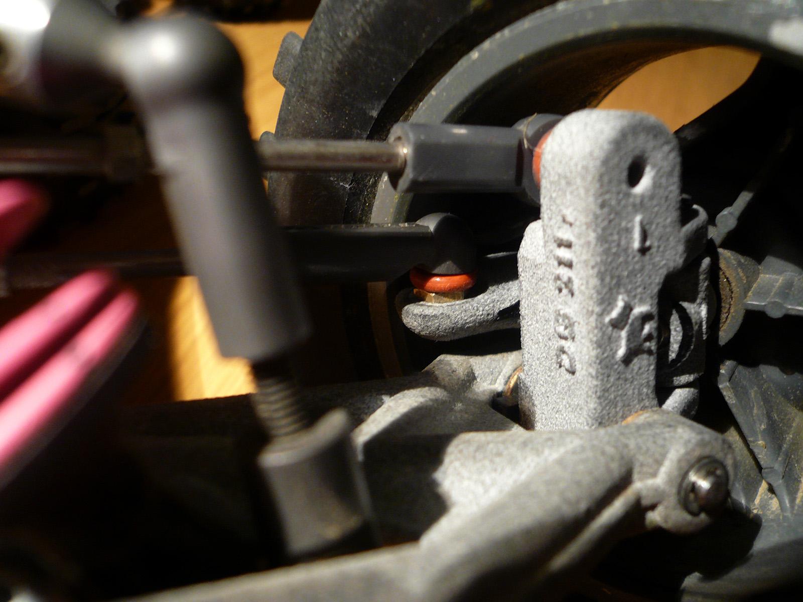 tamiya wrenchdog dyna blaster conversion h1 h2 c-hub
