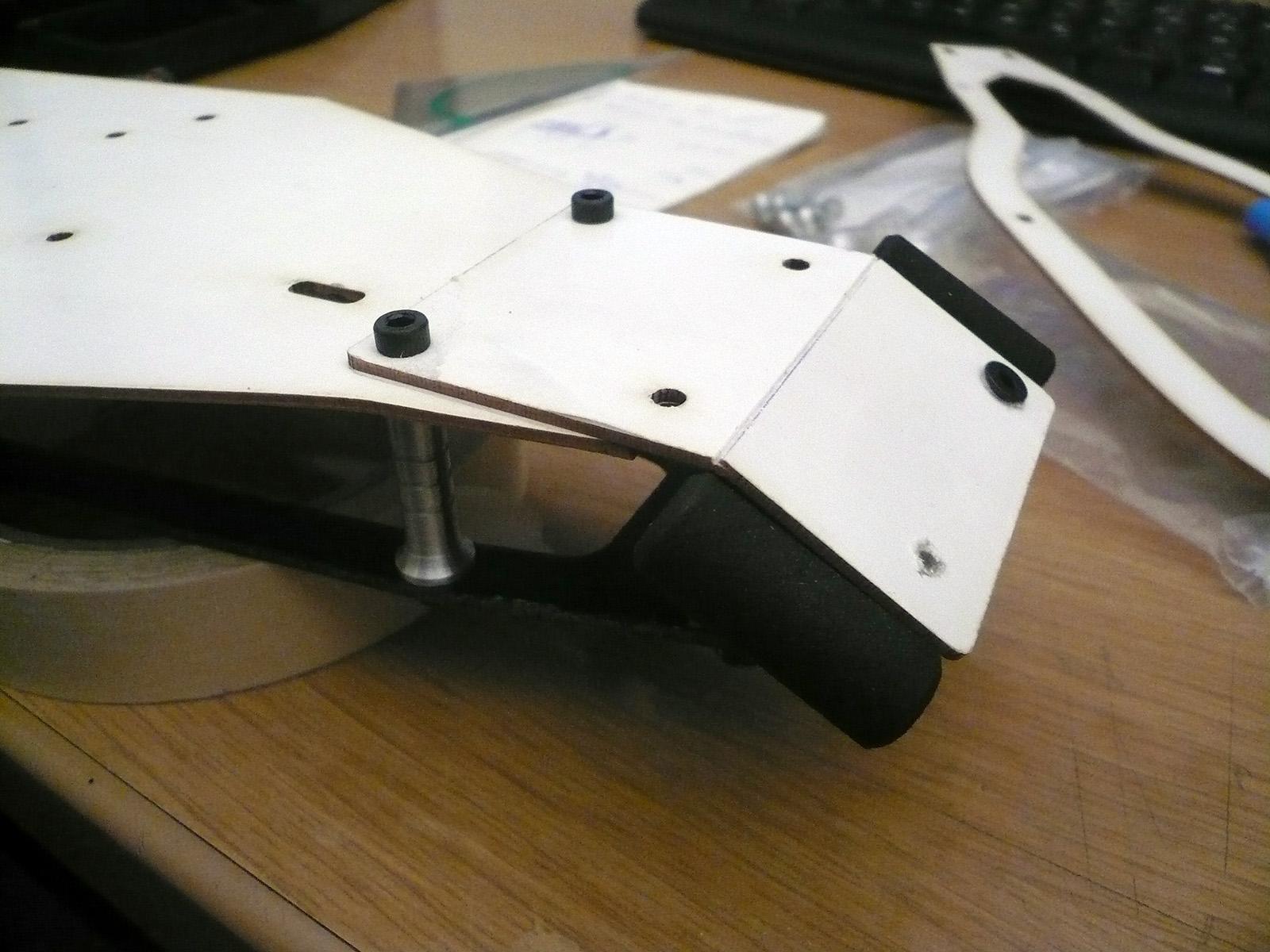 tamiya wrenchdog dyna storm dyna blaster prototype db211x
