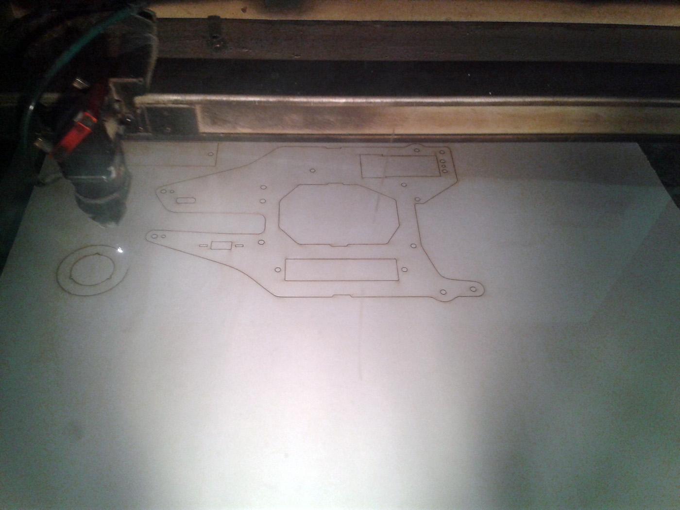 wrenchdog tamiya tr-15t lrp 18 tnx tgm prototype lasercut