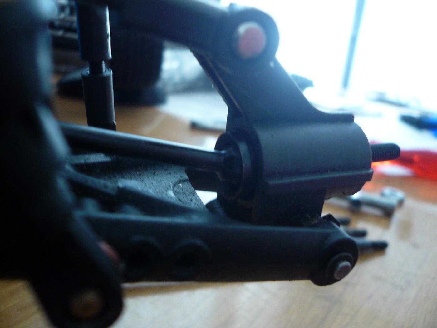 wrenchdog tr-15t tamiya c1 c2 rear hub