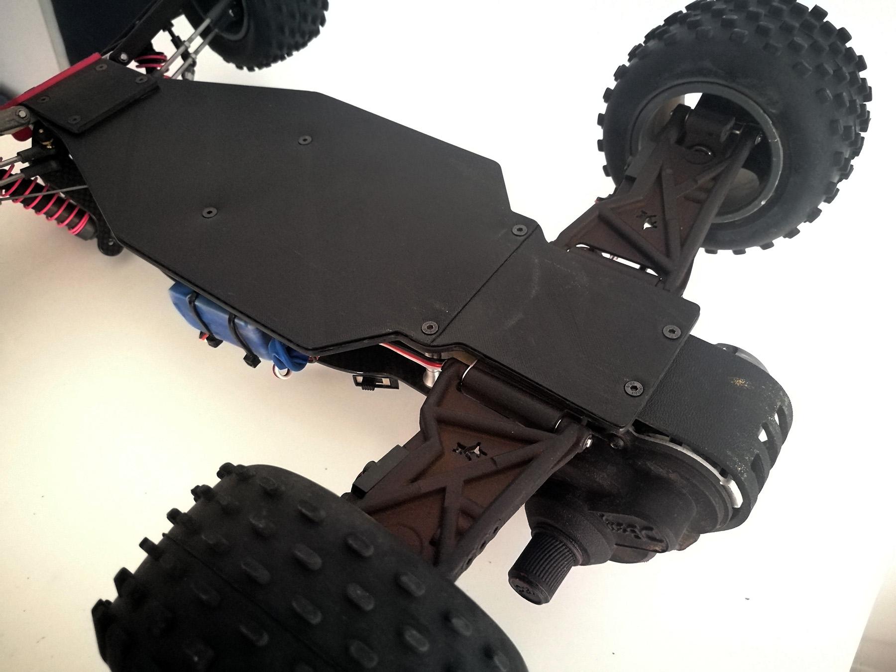 tamiya wrenchdog dyna storm dyna blaster conversion db211x