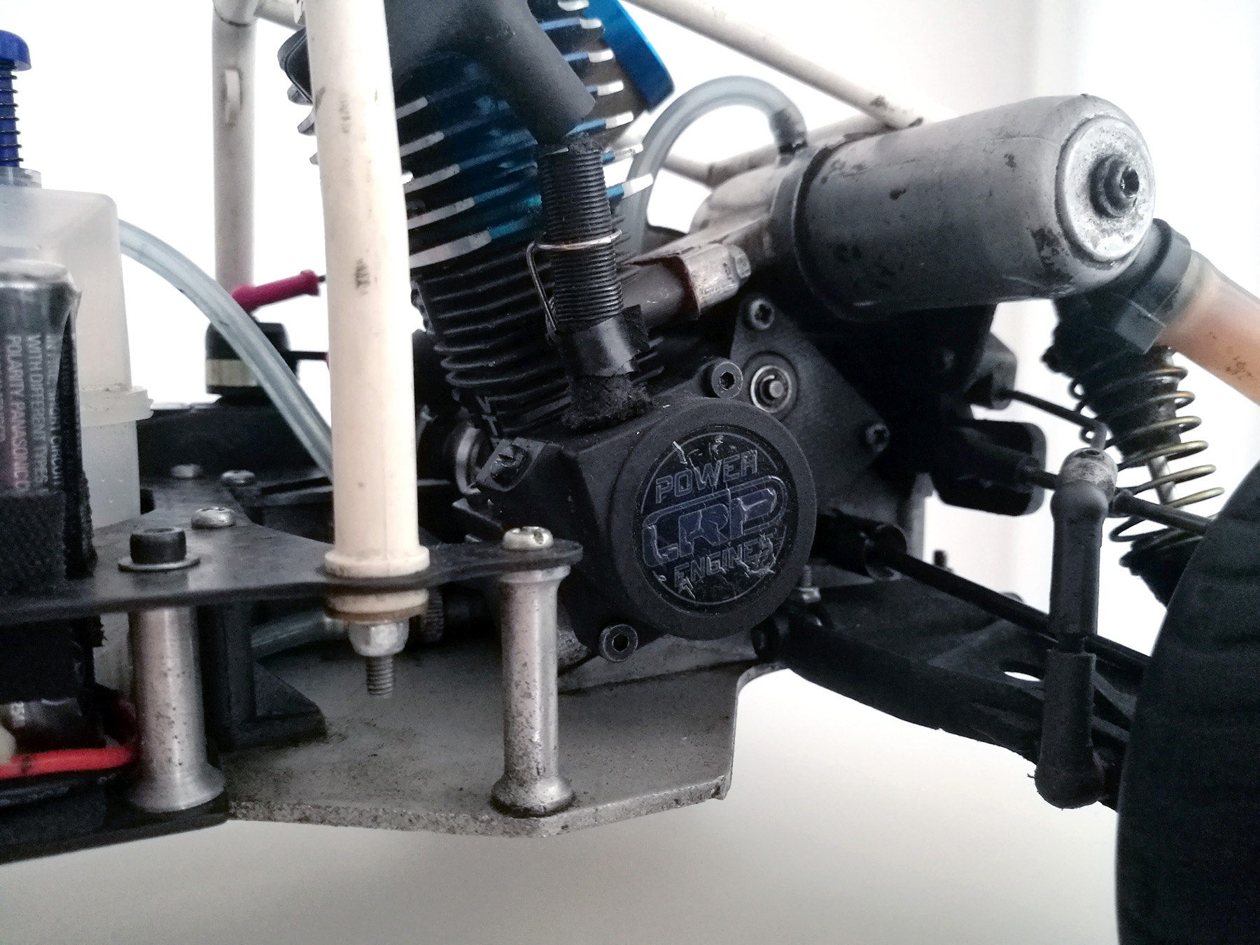 tamiya wrenchdog tr-15t lrp 18 tnx tgm conversion