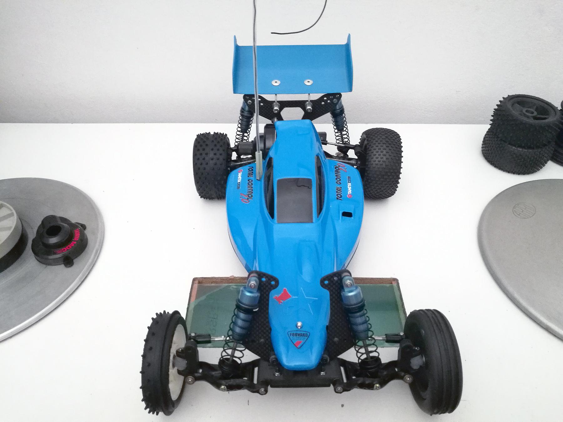 tamiya wrenchdog dyna storm super storm mid motor conversion